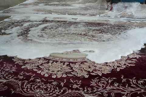Come pulire un tappeto persiano come fare a - Pulizia tappeto persiano ...